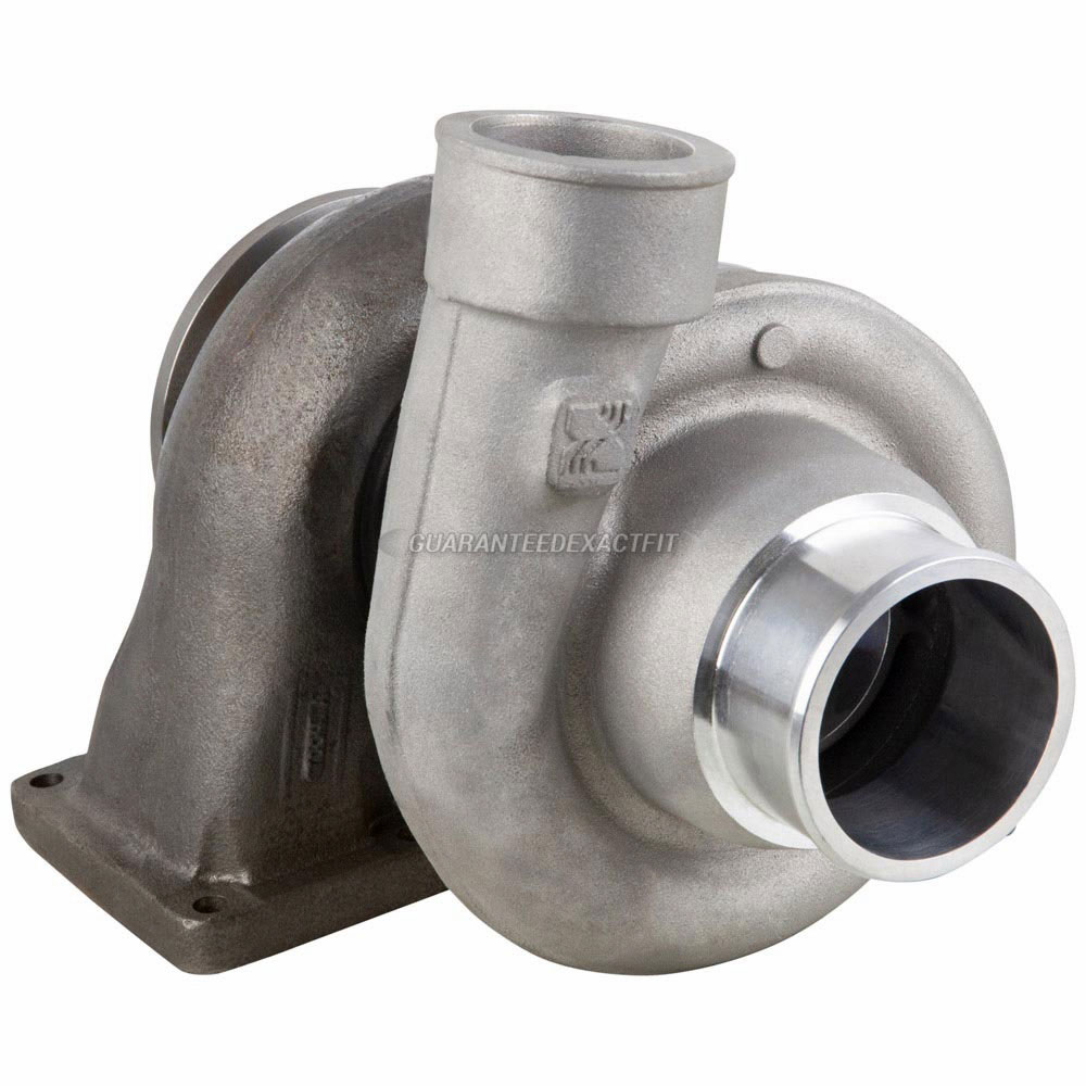 BuyAutoParts 40-31737R Turbocharger