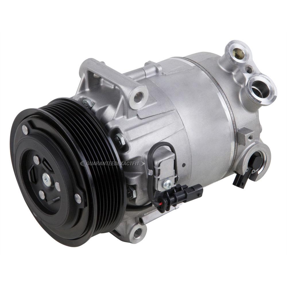 2013 chevy malibu ac compressor