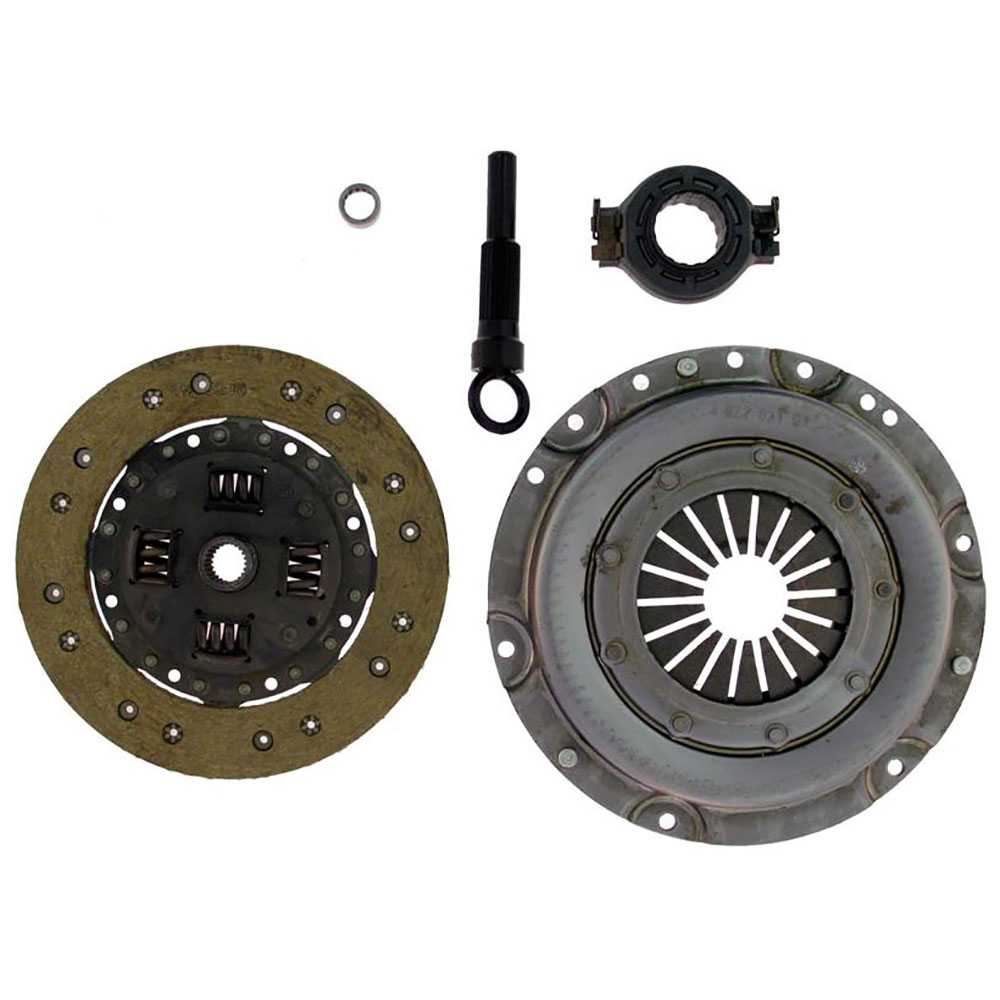 EXEDY OEM 17017 Clutch Kit