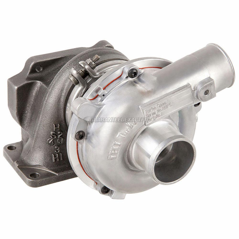 Hitachi Heavy Duty Engines  Turbocharger