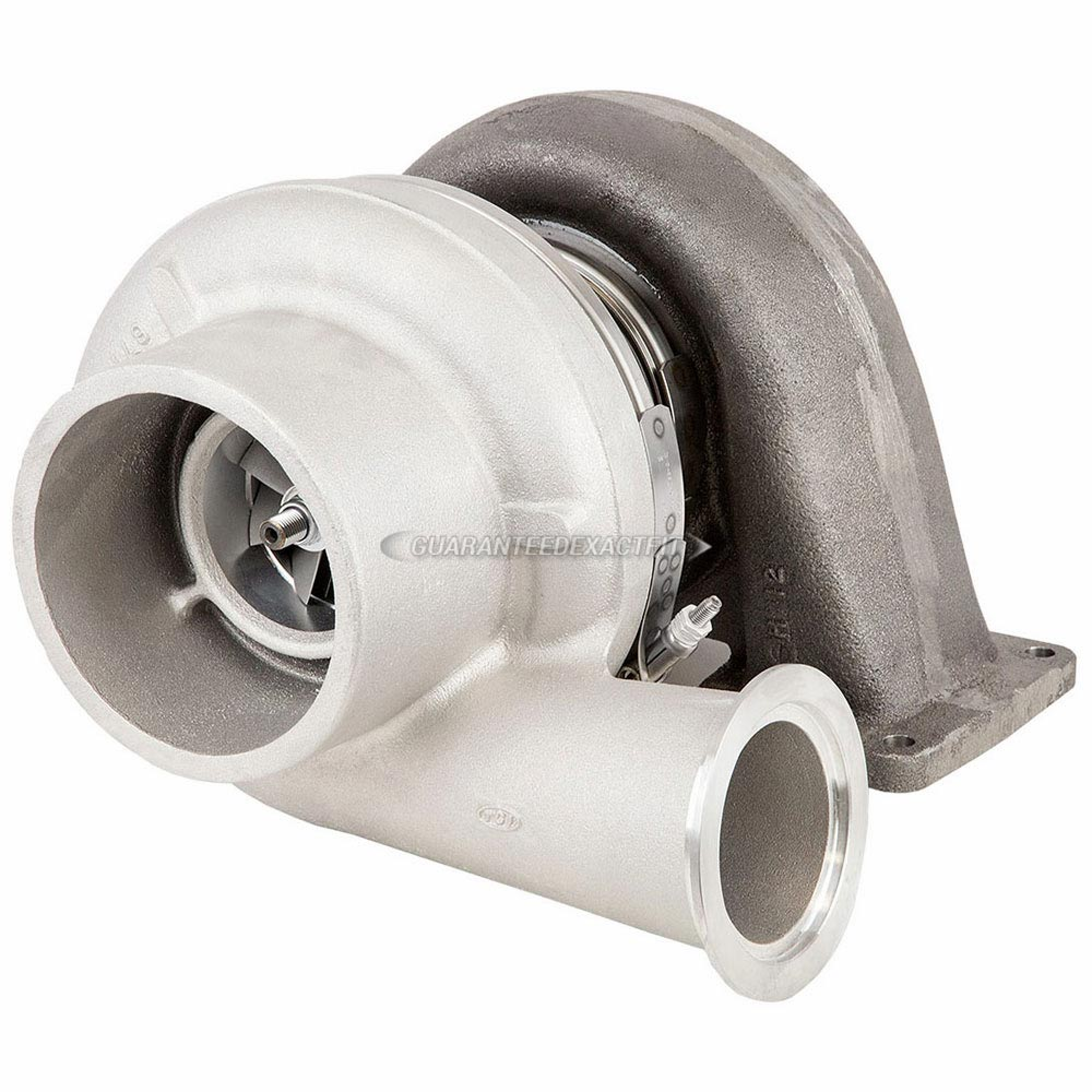BorgWarner 172034 Turbocharger
