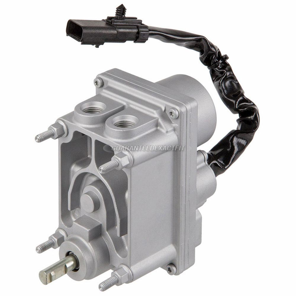 International  Turbocharger Electronic Actuator
