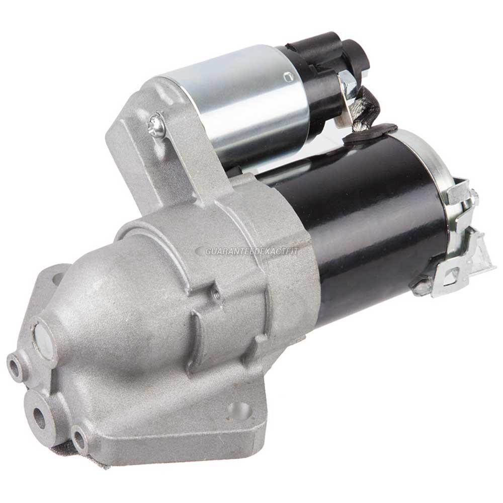 2003 Acura MDX Starter 3.5L Engine