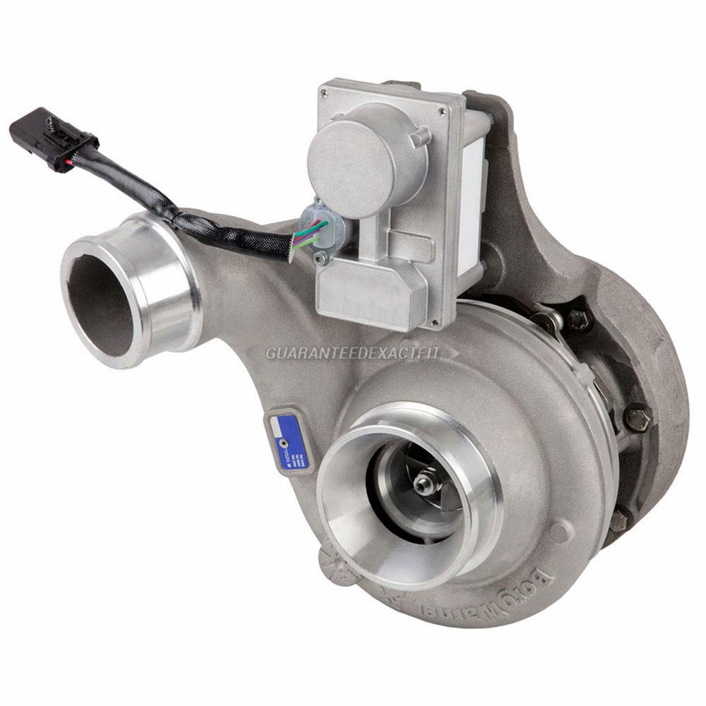 2006 International All Models Turbocharger Navistar Dt466e Engine