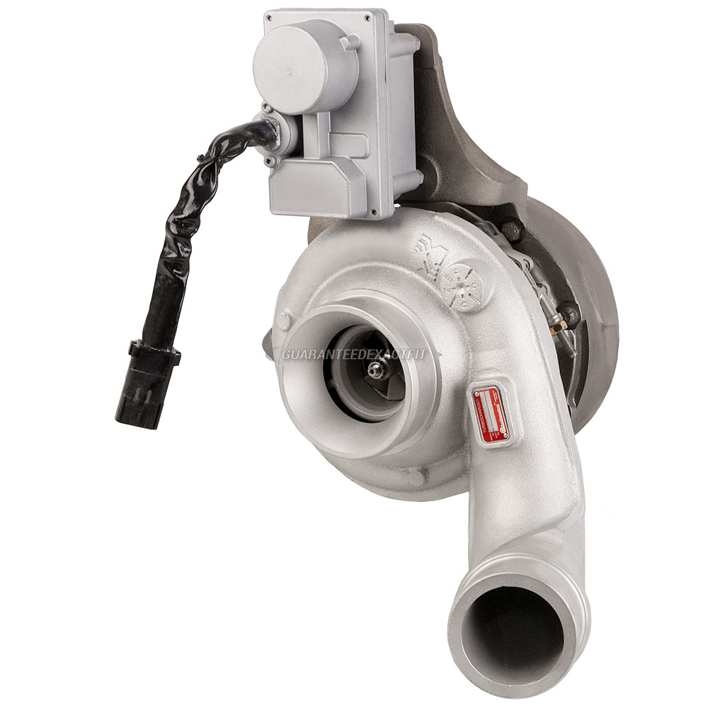 BuyAutoParts 40-30333R Turbocharger