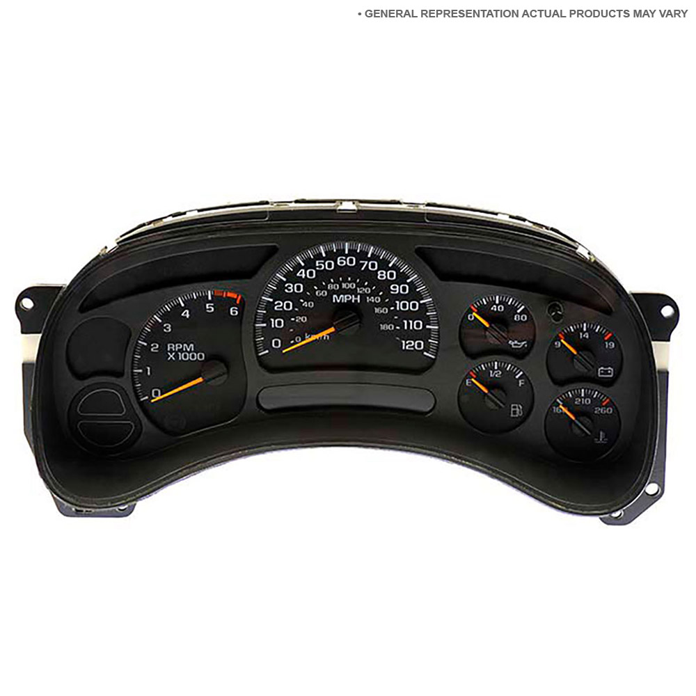 2005 Ford Mustang Instrument Cluster