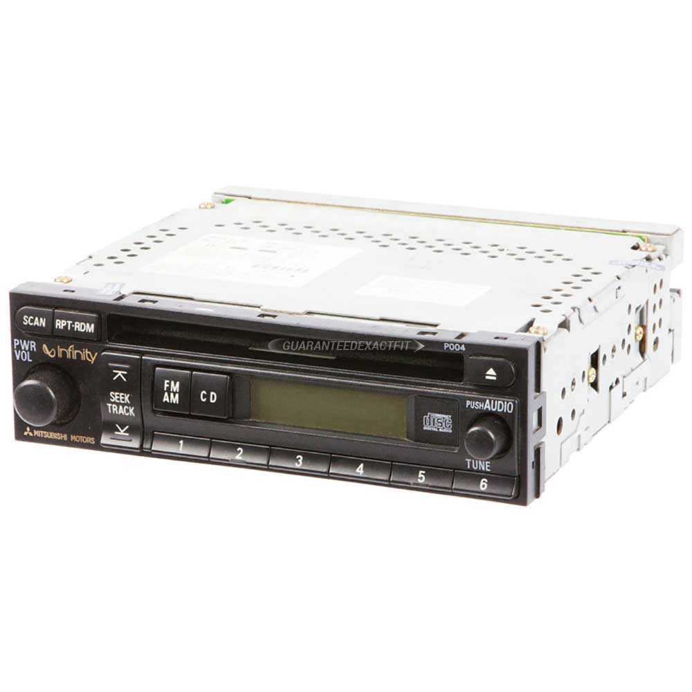 2002 Mitsubishi Montero Radio or CD Player
