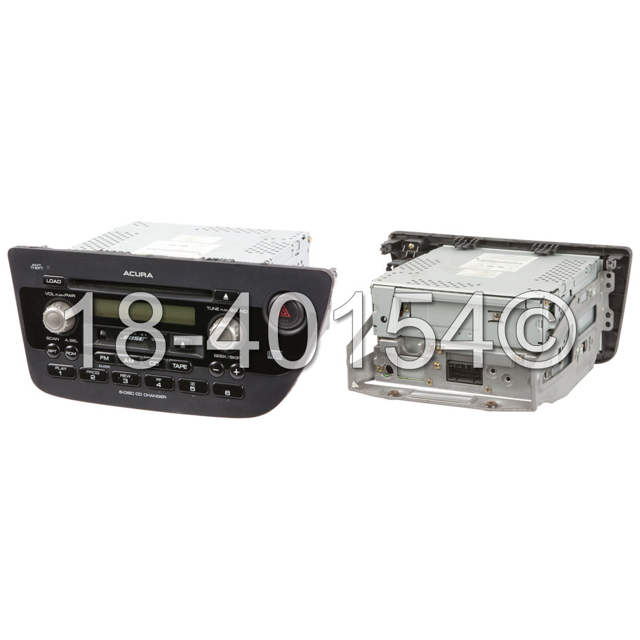 Acura RSX Radio or CD Player