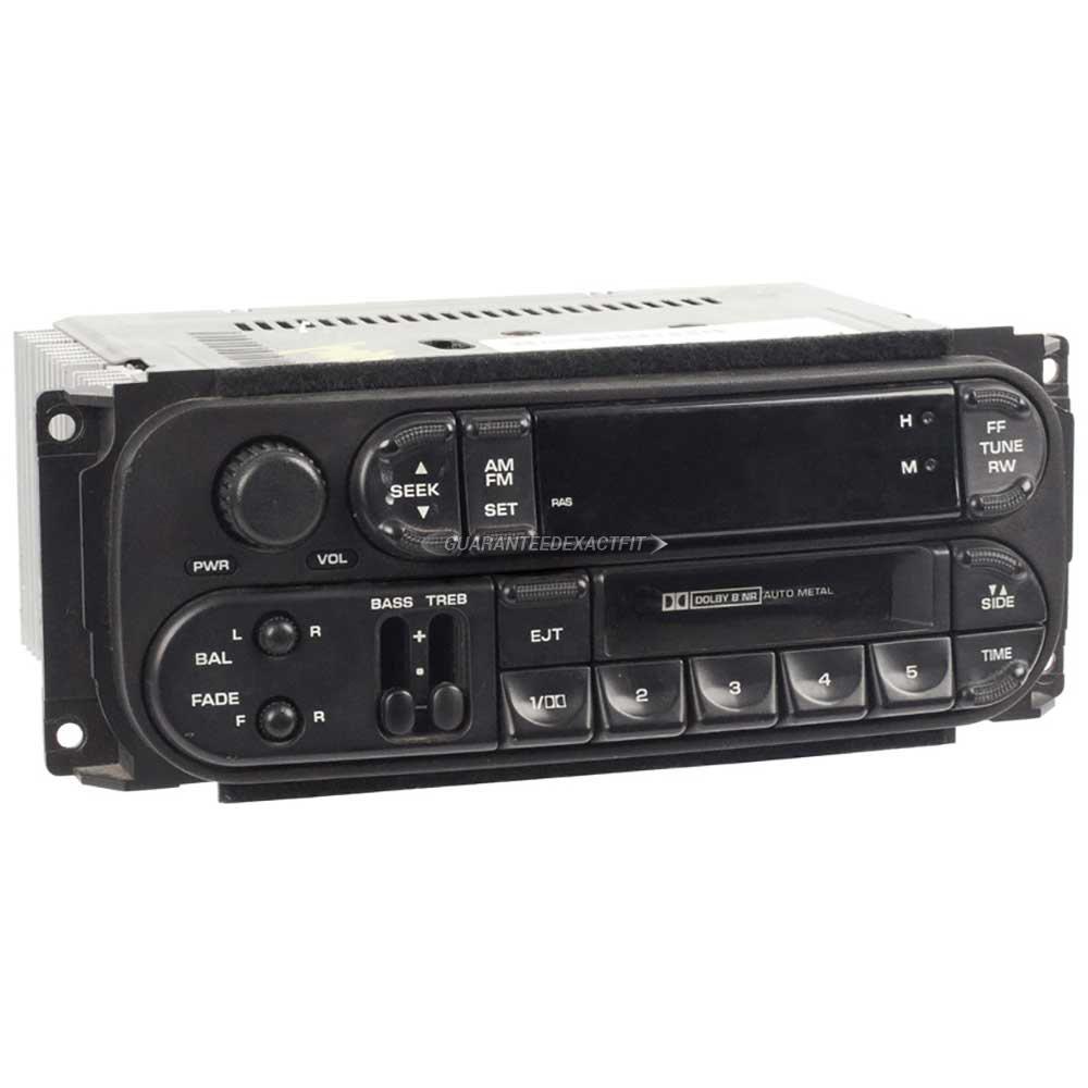 Chrysler sebring radio or cd player oem aftermarket replacement chrysler sebring radio or cd player publicscrutiny Images