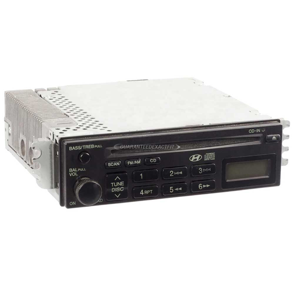 Radio or CD Player 18-40436 R