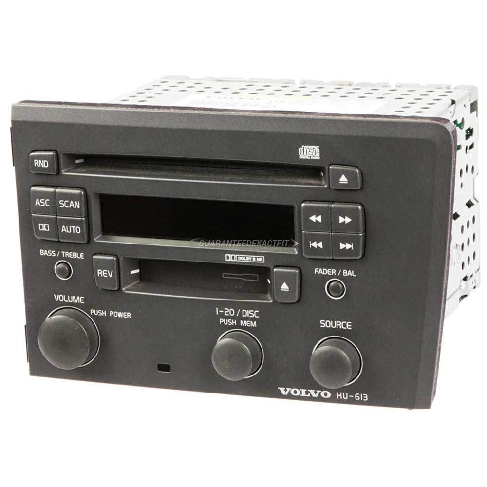 Volvo  Radio or CD Player