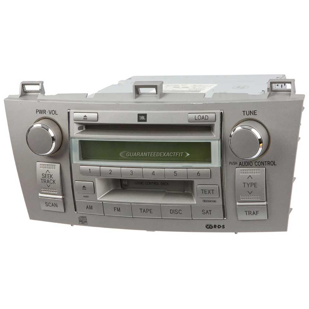 toyota solara radio or cd player parts, view online part sale