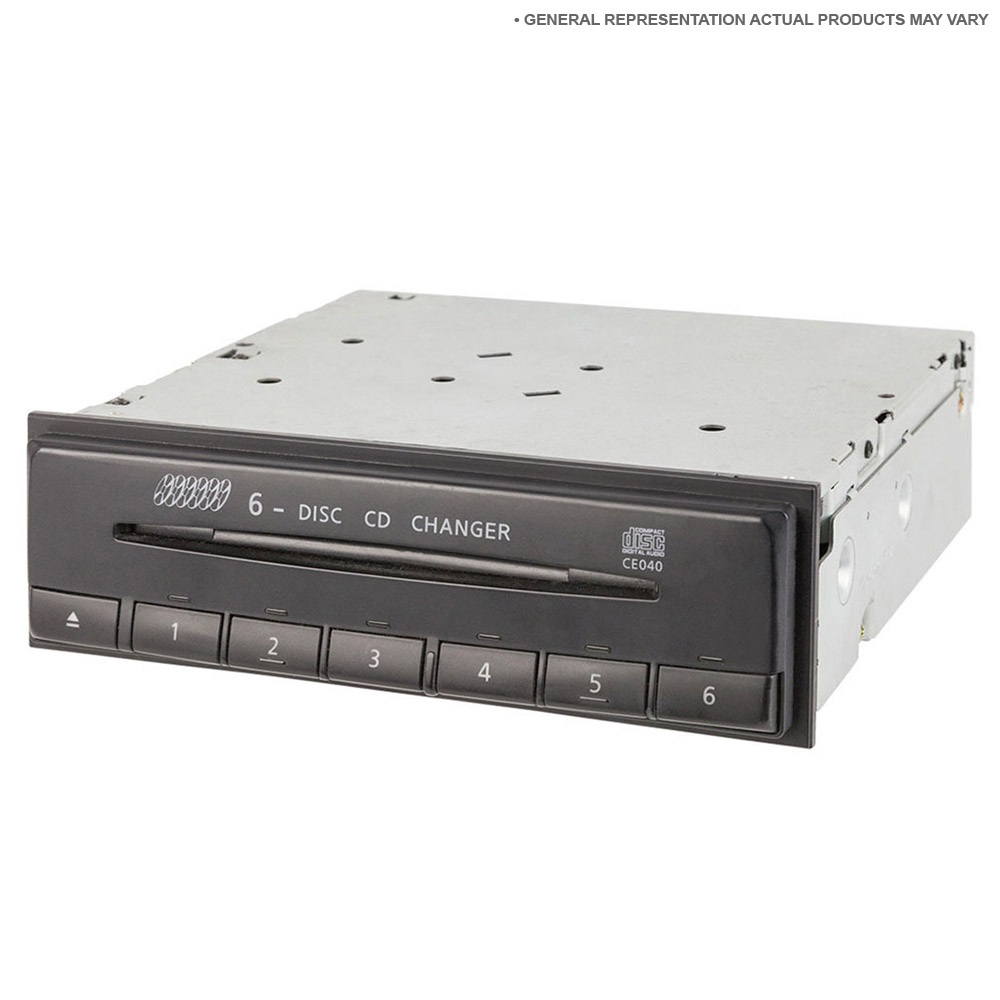 BMW M5 CD or DVD Changer