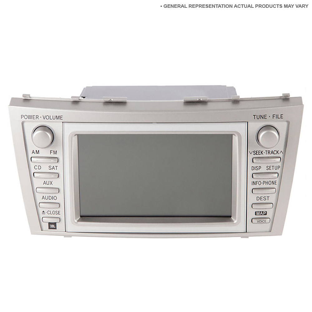 Mercedes Benz R350 Navigation Unit