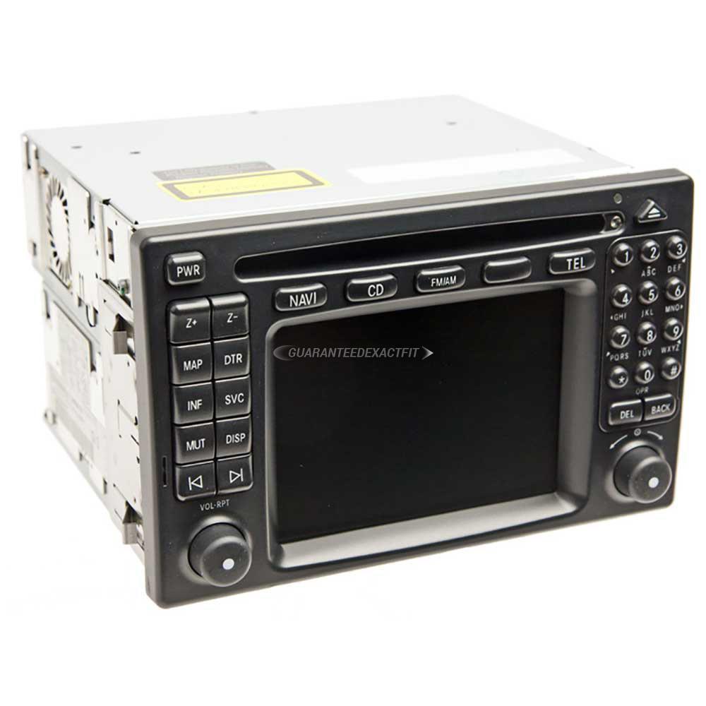 Mercedes_Benz CLK320 Navigation Unit