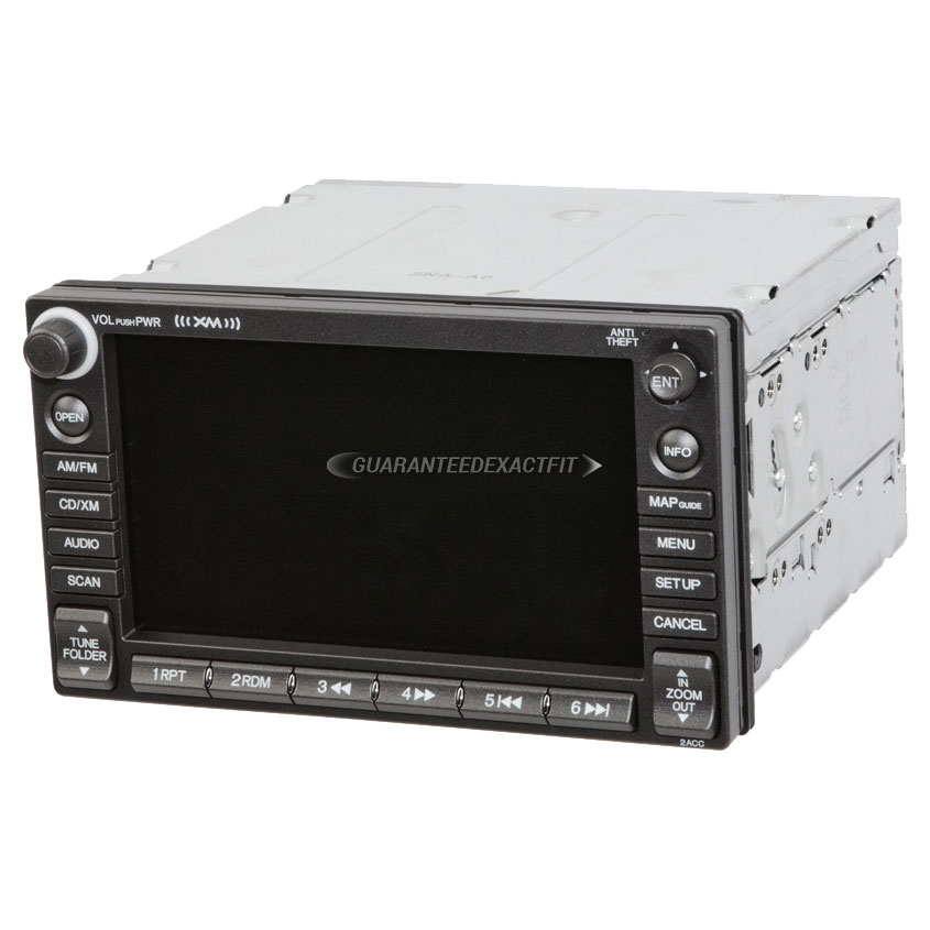 Honda Civic Navigation Unit