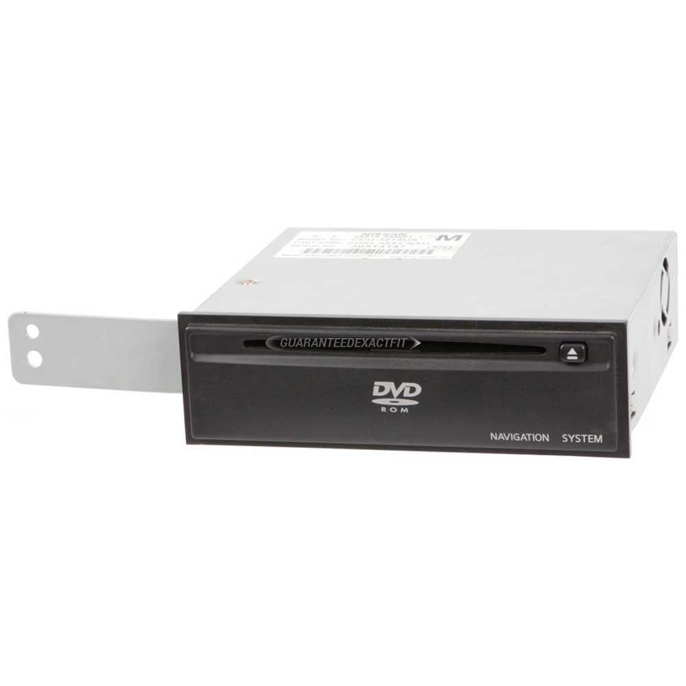 Nissan 350Z DVD Navigation Module - OEM & Aftermarket