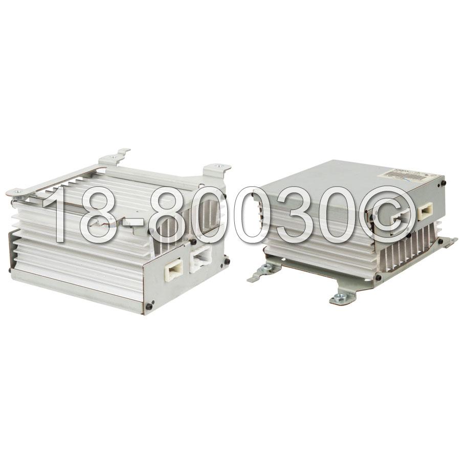 Nissan  Amplifier