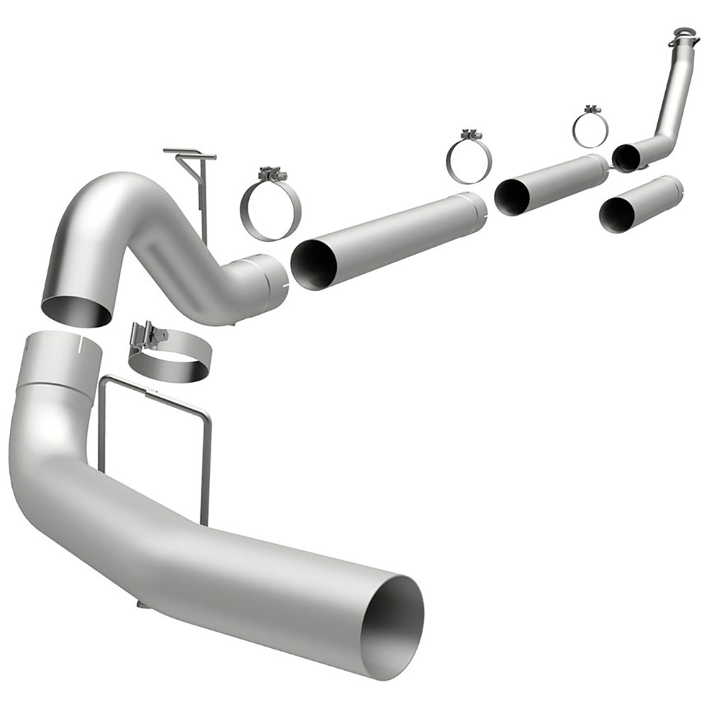 Dodge A Series Van Cat Back Performance Exhaust