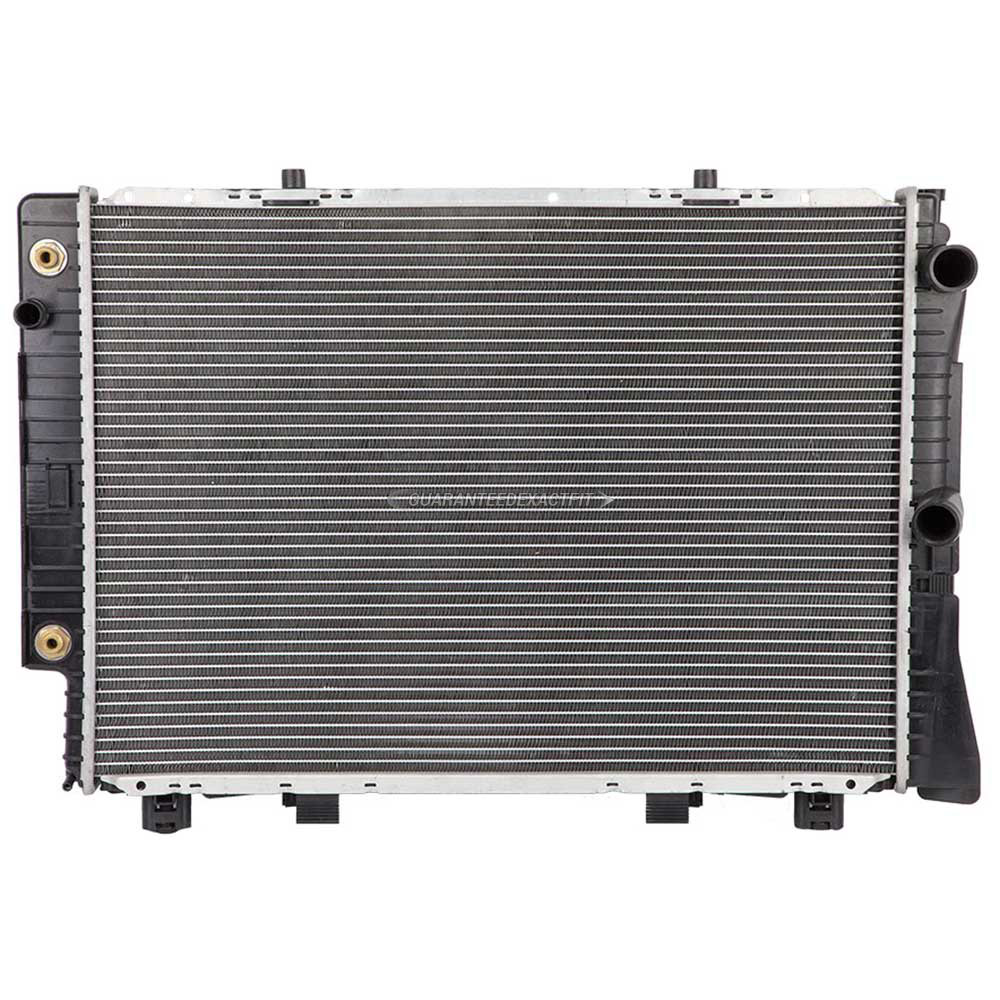 Mercedes_Benz S320 Radiator