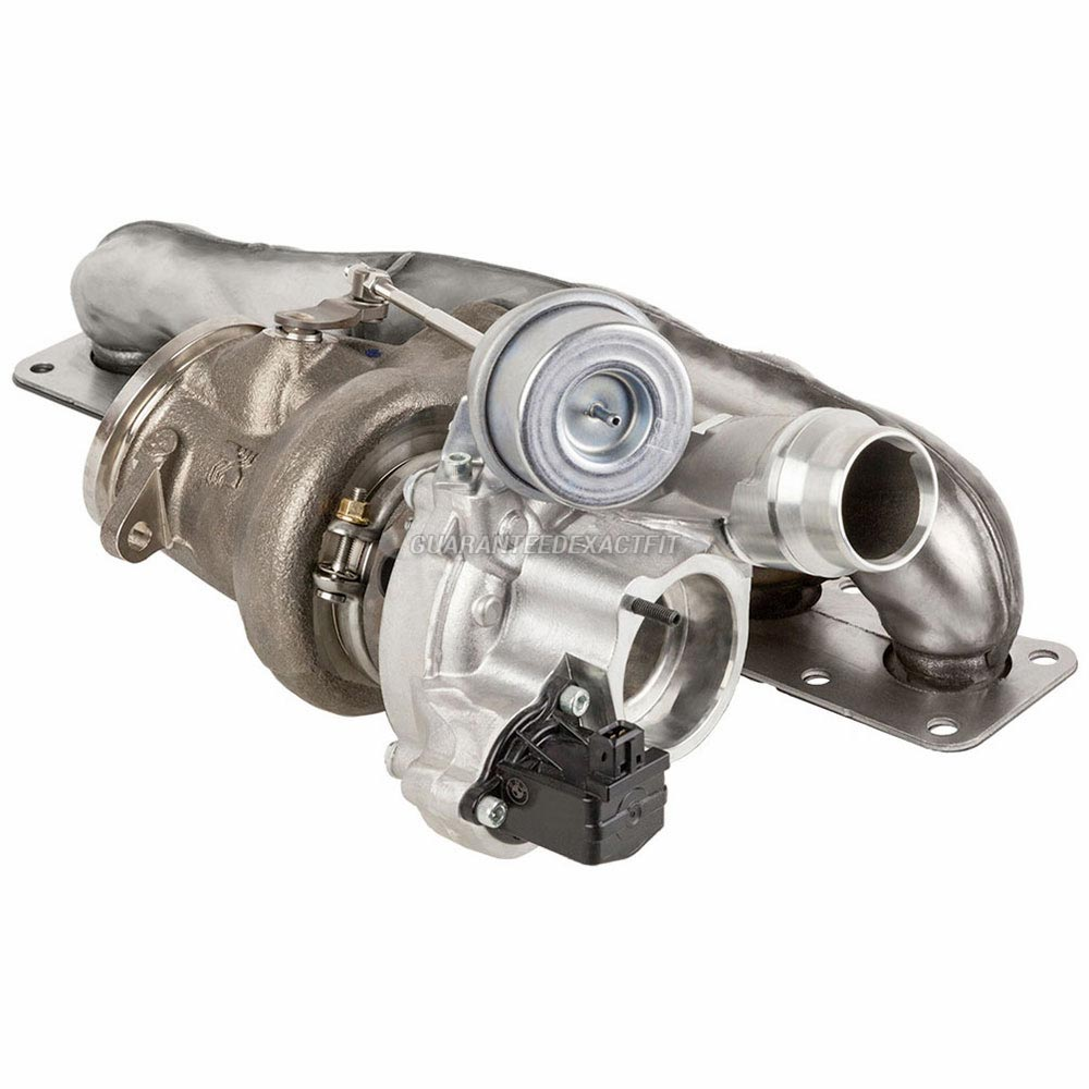 BMW ActiveHybrid 3 Turbocharger