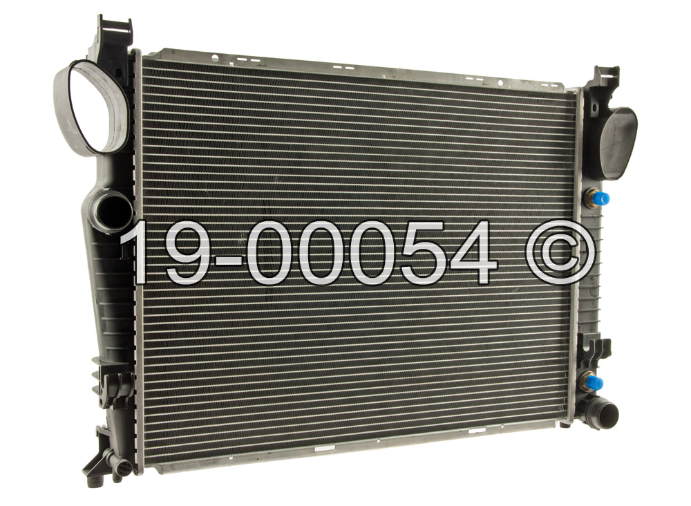Mercedes Benz CL55 AMG Radiator