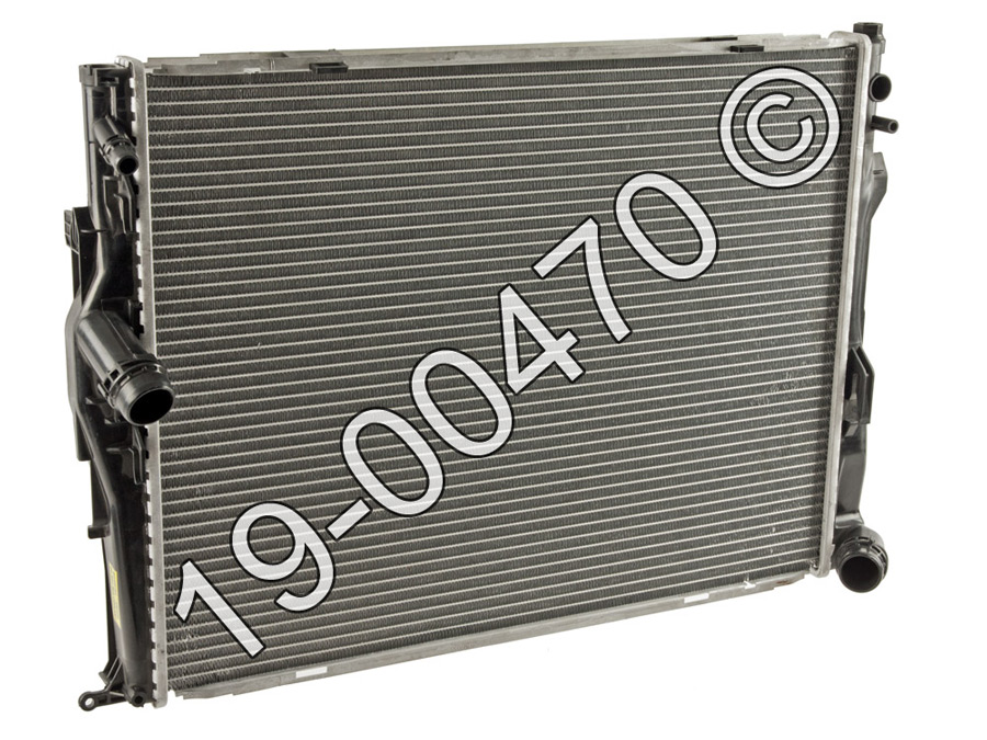 BMW 325xi Radiator
