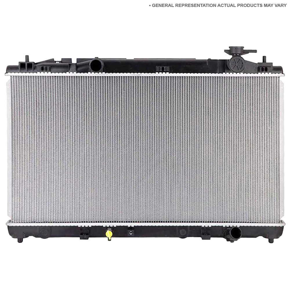 Chevrolet Traverse Radiator