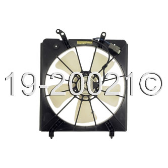 Acura  Cooling Fan Assembly