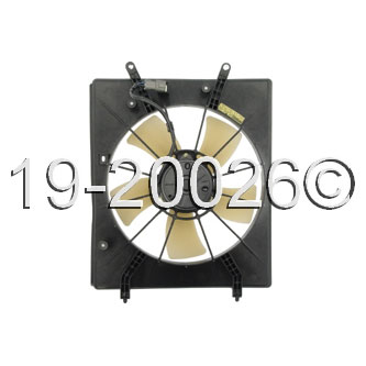 Cooling Fan Assembly