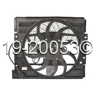 Cooling Fan Assembly 19-20053 AN