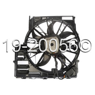 Cooling Fan Assembly 19-20056 AN