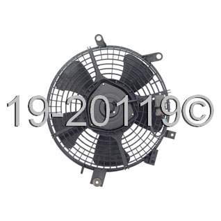 GEO  Cooling Fan Assembly