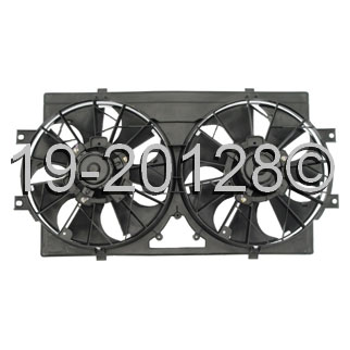 Plymouth Breeze Cooling Fan Assembly