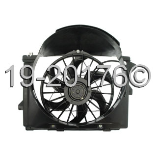 Mercury Grand Marquis Cooling Fan Assembly