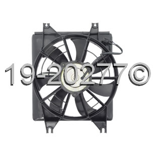 Cooling Fan Assembly 19-20277 AN