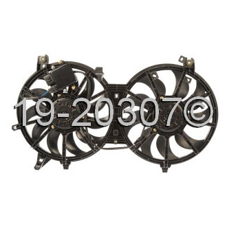 Infiniti  Cooling Fan Assembly
