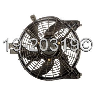 Cooling Fan Assembly 19-20319 AN