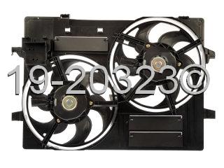 Jaguar  Cooling Fan Assembly
