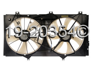 Cooling Fan Assembly 19-20354 AN