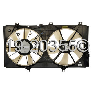 Cooling Fan Assembly 19-20355 AN