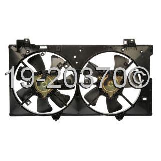 Mazda 6 Cooling Fan Assembly
