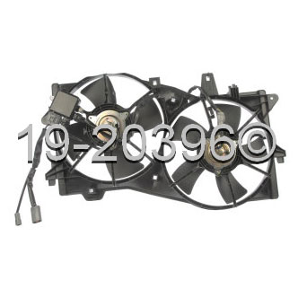 Cooling Fan Assembly 19-20396 AN