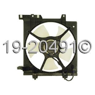 Subaru  Cooling Fan Assembly