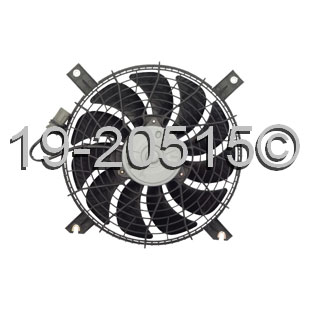 Cooling Fan Assembly 19-20515 AN