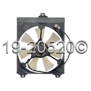 Toyota Avalon Cooling Fan Assembly
