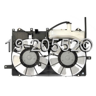 Cooling Fan Assembly 19-20552 AN