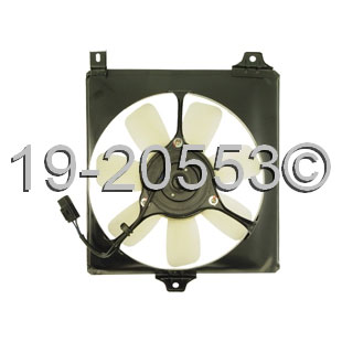 Cooling Fan Assembly 19-20553 AN
