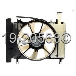 Cooling Fan Assembly 19-20568 AN