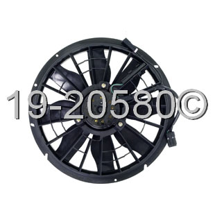 Volvo 850 Cooling Fan Assembly